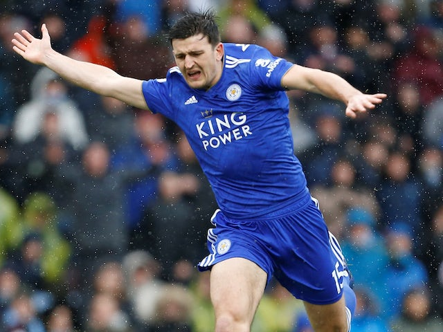 Rodgers insists Leicester do not need to sell Maguire