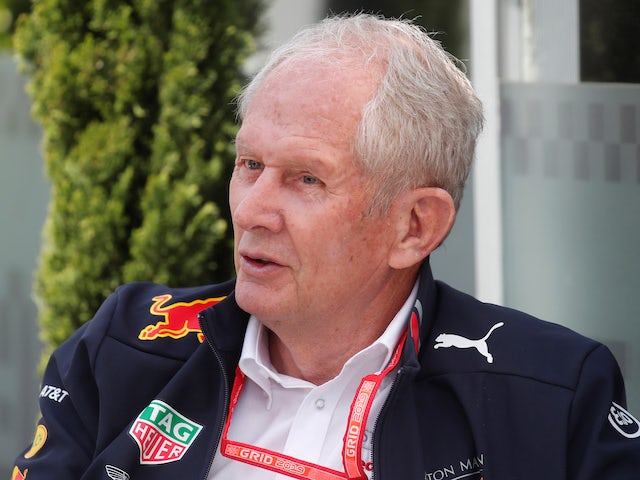 Marko eyes 'psychological' edge over Mercedes
