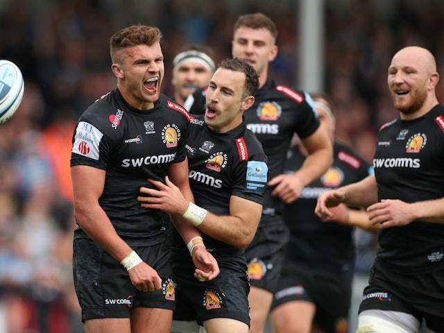 Exeter Chiefs announce new deals for 30 players