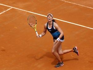 Konta accepts she was second-best to Pliskova