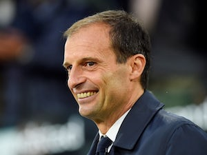 Juventus manager Massimiliano Allegri pictured in May 2019