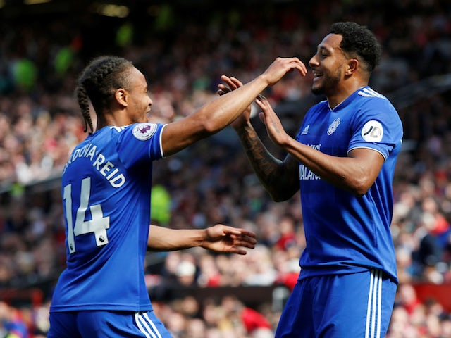 Result: Man Utd slump to home defeat at hands of relegated Cardiff