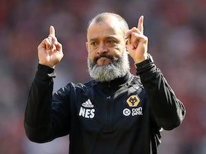 Wolves boss Nuno Espirito Santo recounts the scoreline on May 12, 2019