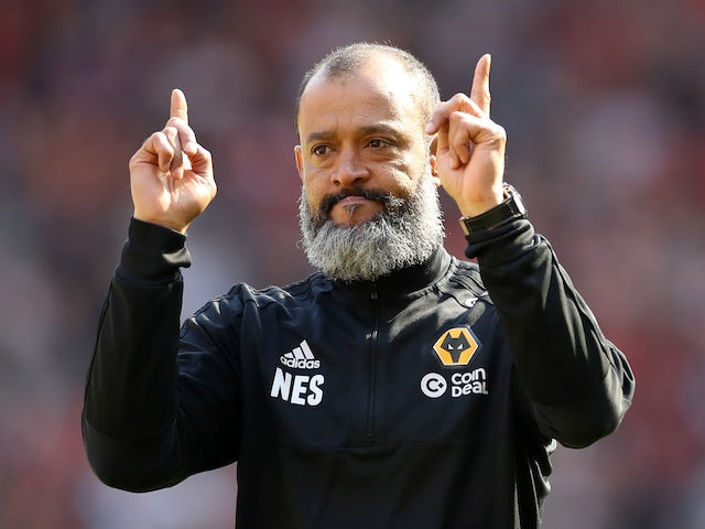 Nuno: Wolves must be