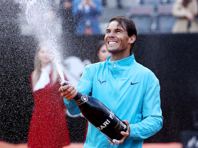 Roger Federer, Rafael Nadal in same side of French Open draw
