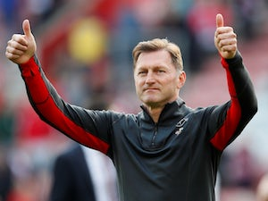 Southampton manager Ralph Hasenhuttl pictured on May 12, 2019