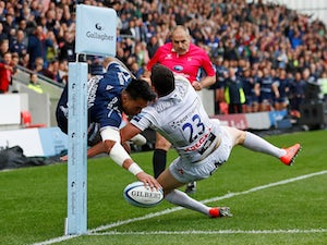 Sale beat Gloucester in final-day thriller