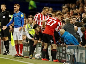 Sunderland's Luke O'Nien brushes off fan attack