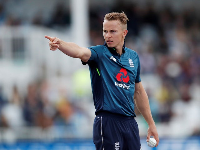 Result: Tom Curran secures bragging rights over brother Sam Curran