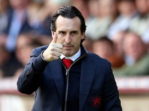Arsenal manager Unai Emery pictured on May 12, 2019