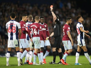 Live Commentary: West Brom 1-0 Aston Villa (2-2 AET, 3-4 on pens) - as it happened