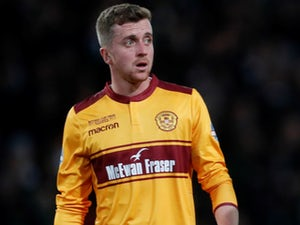 Elliott Frear heading for Motherwell exit