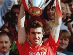 Eric Cantona best XI of career teammates