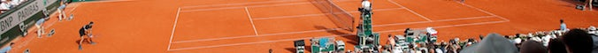 French Open header
