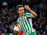 Real Betis midfielder Giovani Lo Celso pictured in February 2019