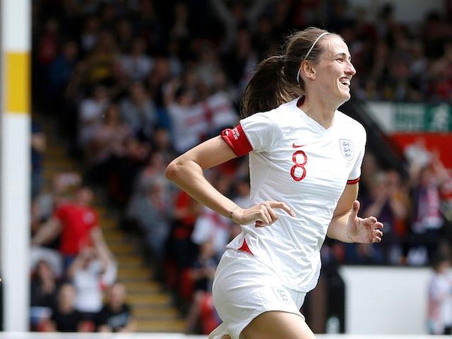 Jill Scott warns England to expect