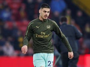 Arsenal 'to loan Mavropanos to Nuremberg'