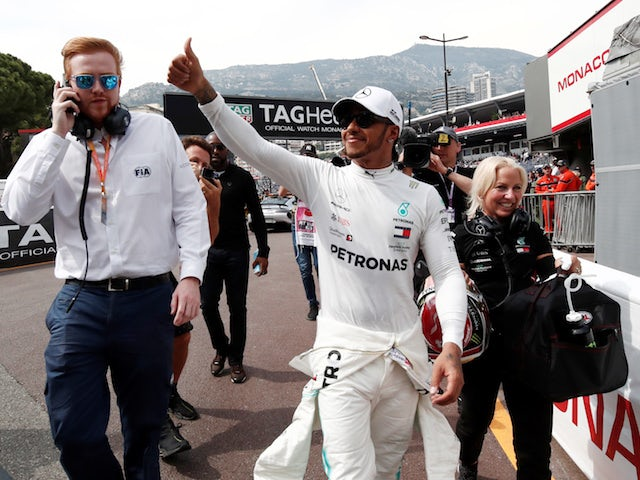 Hamilton defends 'taking time' with Lauda comments
