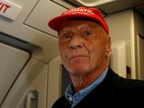 Niki Lauda pictured on March 20, 2018