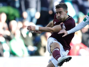 Hearts midfielder Olly Lee extends loan deal with Gillingham