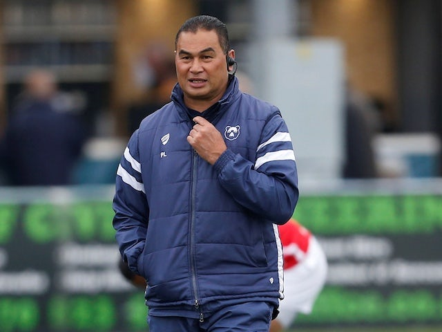 Pat Lam pleased with Bristol reaction ahead of