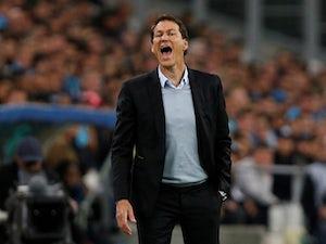 Rudi Garcia steps down as Marseille manager