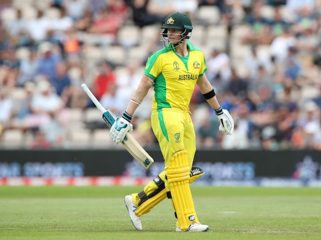 Steve Smith: 'England taunts were water off a duck's back'