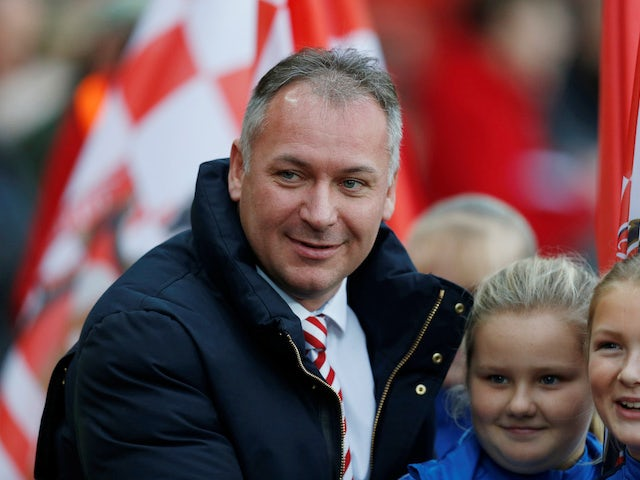Stewart Donald steps down as Sunderland chairman
