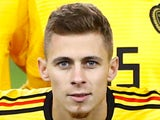 Thorgan Hazard pictured in November 2018