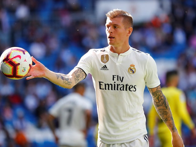 7c415b8dbd8e Kroos: 'I will continue to fight for my place' - Sports Mole