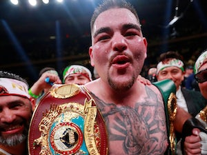 "Andy Ruiz Jr vows to ""prove everyone wrong"" in Anthony Joshua rematch"