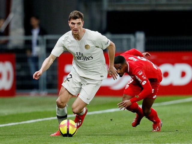 United, Arsenal-linked Meunier wants PSG stay