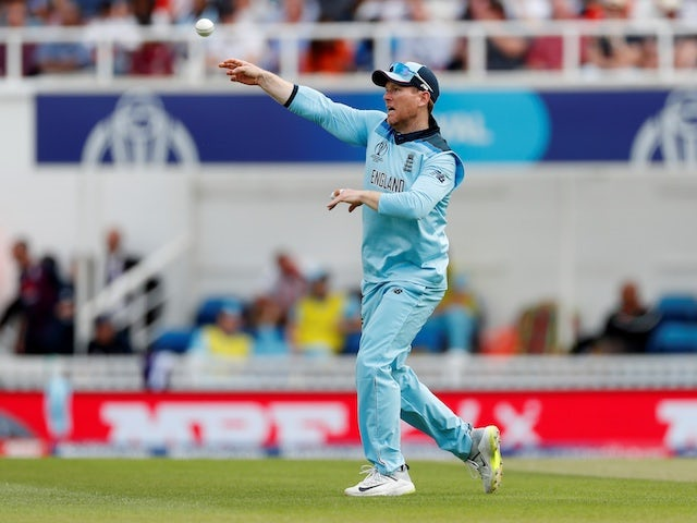 Eoin Morgan cleared to return for England against Afghanistan