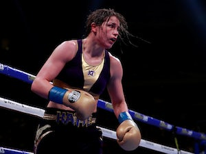 Katie Taylor bidding to make history by becoming two-weight world champion