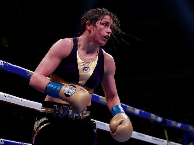 Katie Taylor sets sights on rematch with Delfine Persoon