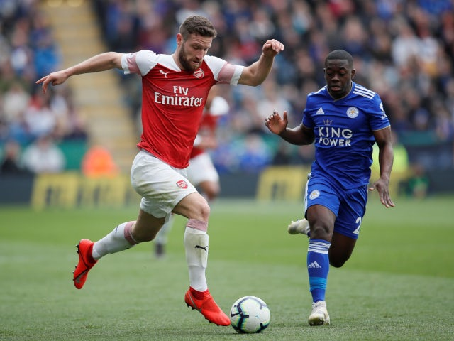 Mustafi 'determined to stay at Arsenal'