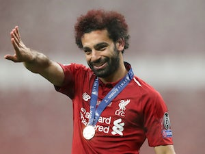 "Mohamed Salah ""happy"" at Liverpool"
