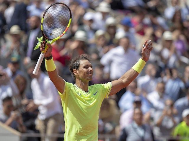 Rafael Nadal, Novak Djokovic ease through first round at French Open