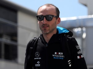 Kubica's F1 future 'doesn't look good' - van der Garde