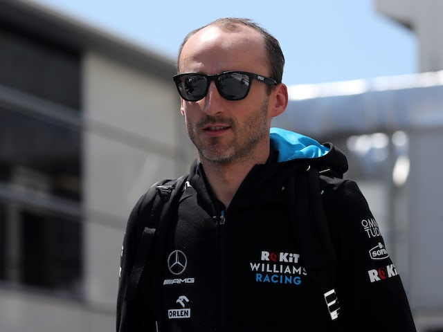 Williams admits struggling Kubica 'frustrated'