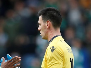 Ross Laidlaw to join Ross County at end of Hibernian contract