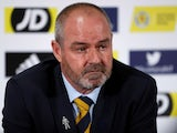 New Scotland boss Steve Clarke pictured on May 28, 2019