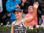 Barty proud of her 'incredible journey' after reaching French Open final
