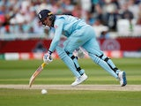 Jason Roy in action for England on June 3, 2019