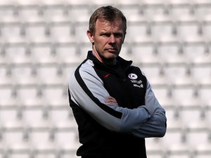 Mark McCall suggests Saracens could sacrifice Europe to avoid relegation