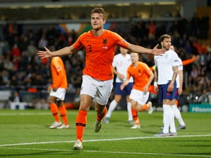 De Ligt 'surprised not to start season opener'