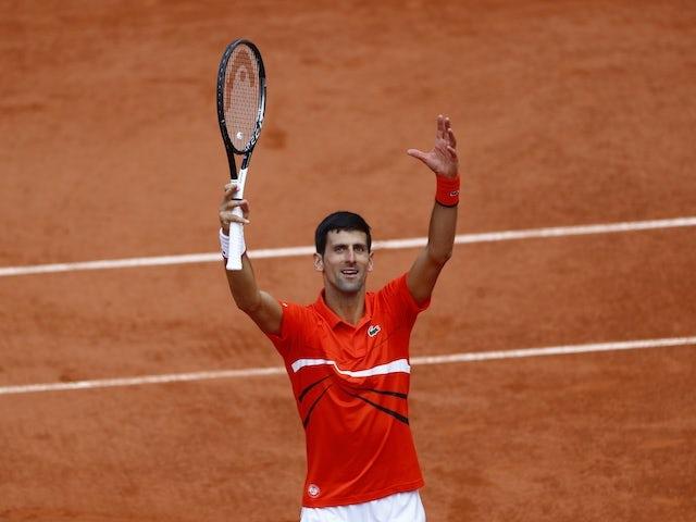 Thiem stuns Djokovic to reach French Open final