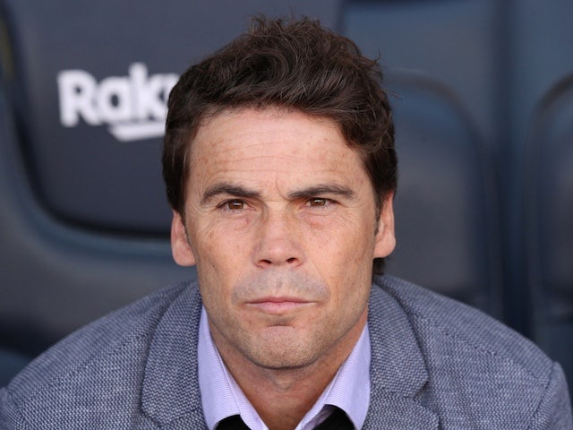 David Gallego replaces Rubi as new Espanyol boss