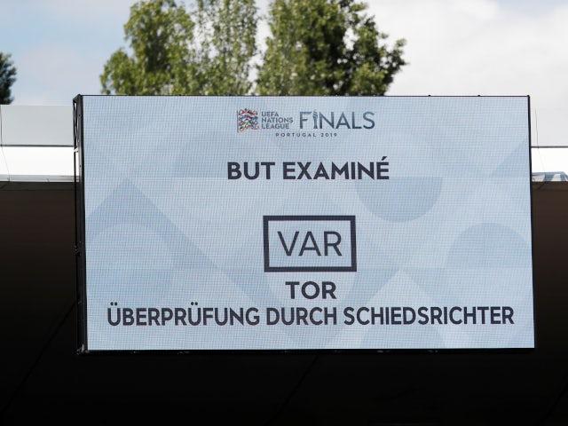VAR gives England's teams mixed ride