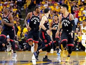 Toronto Raptors edge ahead of injury-ravaged Golden State Warriors in NBA Finals